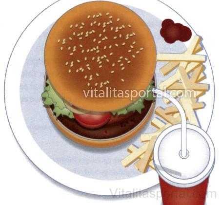 Hamburger kóla